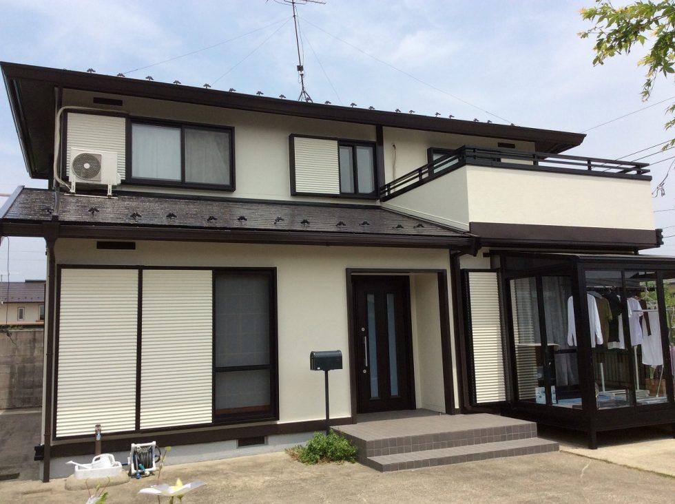 西郷村T様邸「2017.6.9 工事完了」